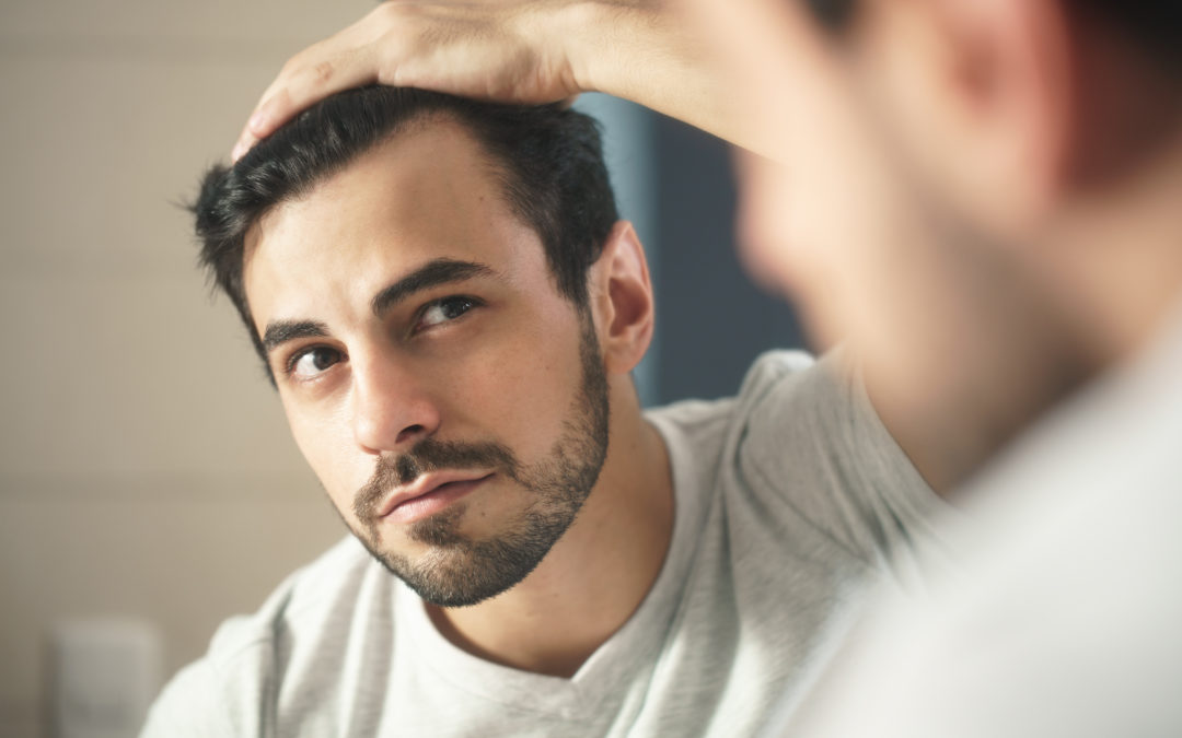 These 3 Things Could Be Worsening Your Hair Loss